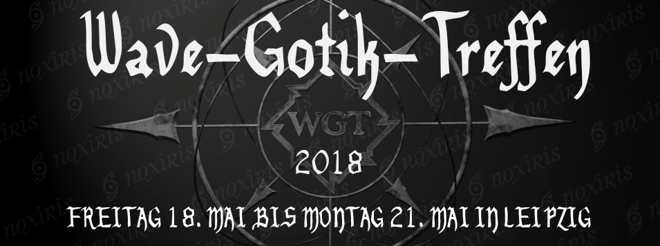 Image result for wave gotik treffen 2018 flyer